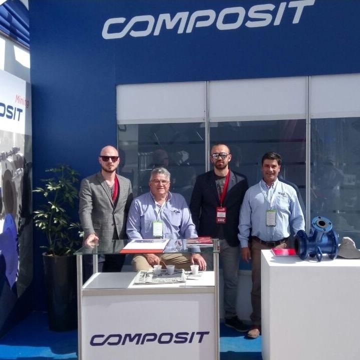 Composit Принял участие в выставке EXPONOR 2017
